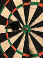 That was not my bullseye. :o/