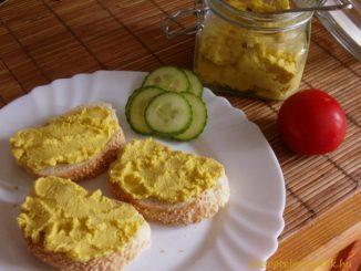 tojáskrém, zsidó tojás, zsidótojás