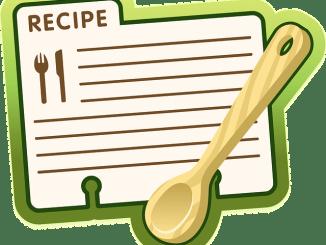 Pontos mennyiségek, recept