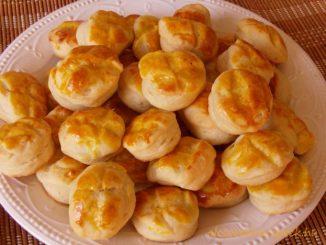 Vajas pogácsa, sajtos pogácsa