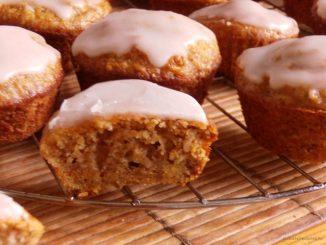 Húsvéti sárgarépás muffin, húsvét, sárgarépa
