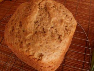 rozsos burgonyás kenyér