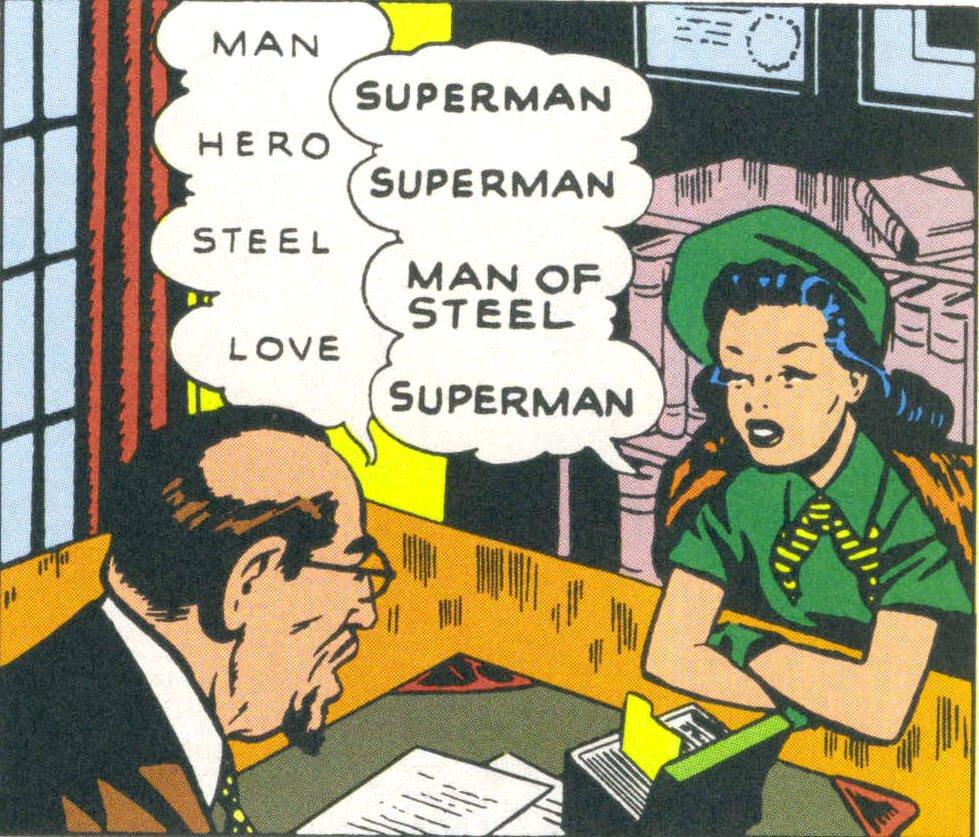 Lois Lane Test