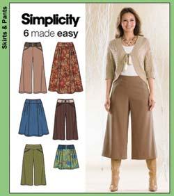 Simplicity 3961