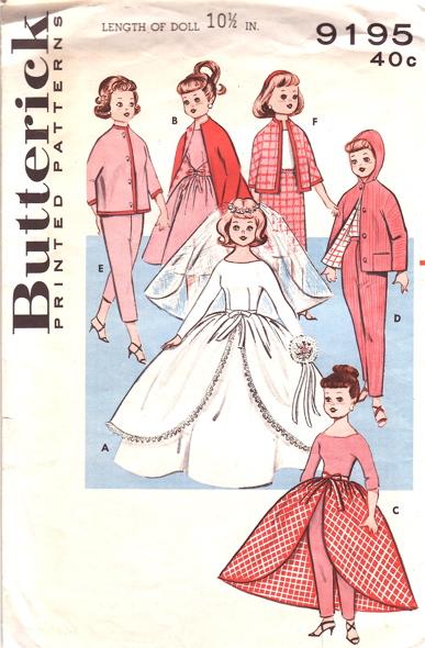 Butterick 9195