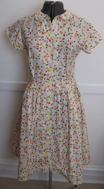 Liberty shirtdress #1