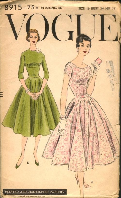 Vogue 8915