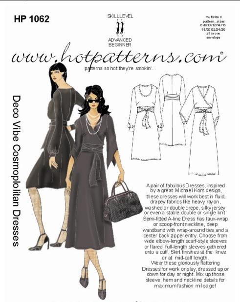 Cosmopolitan dress