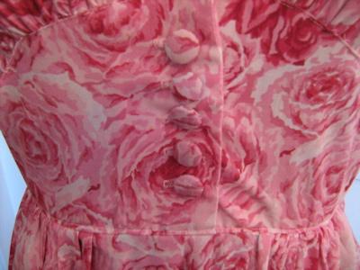 Roses dress
