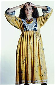 Folkwear Afghani Nomad Dress