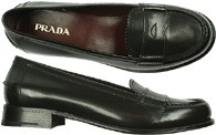 prada Spring 2005 loafers