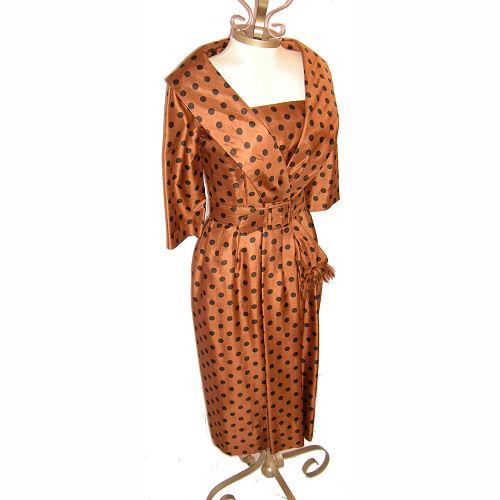 Suzy Perette dot dress
