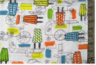 popsicle fabric