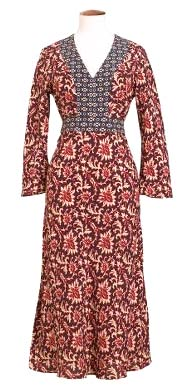 Boden Chic Tie Back Dress