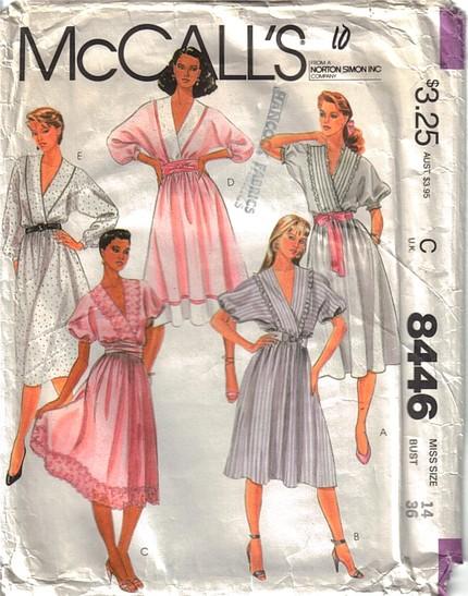 McCalls 8446