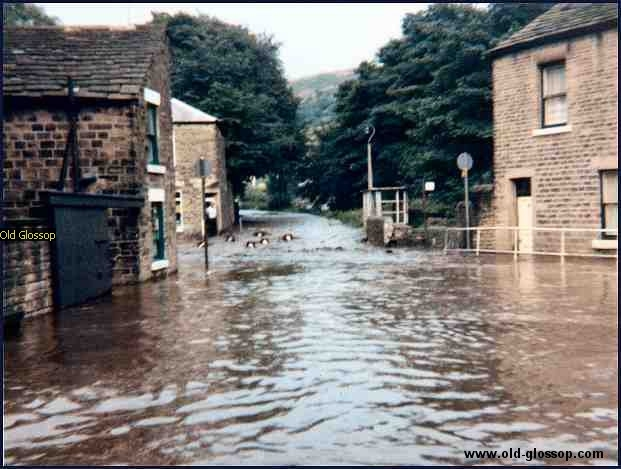 1969 Floods On The Old Glossop Official Website