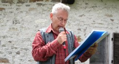 Francesco Padovani, la voce narrante