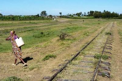 """Nei luoghi di """"Fuga sul Kenya"""". La vecchia ferrovia"""