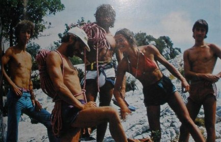 Verdon: Leonardo Di Marino, Heinz Mariacher, Manolo, Luisa Iovane e Diego Di Marino