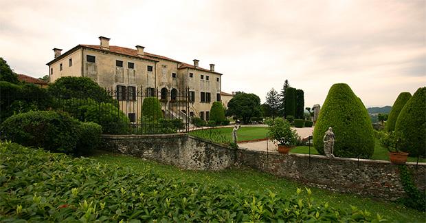 Villa Godi di Andrea Palladio (ph. Stefan Bauer)