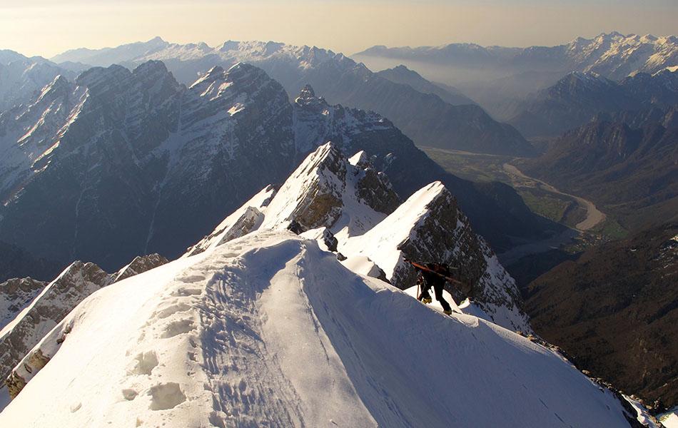 7. Finalmente in cima, 2706 m (©Loris De Barba)