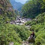 2. Terzo giorno di cammino, inghiottiti dalla wilderness (ph Enrico Ferri – K2014.it)