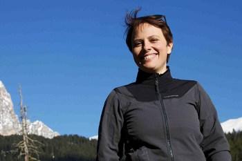 Marcella Morandini, segretario generale della Fondazione Dolomiti Unesco