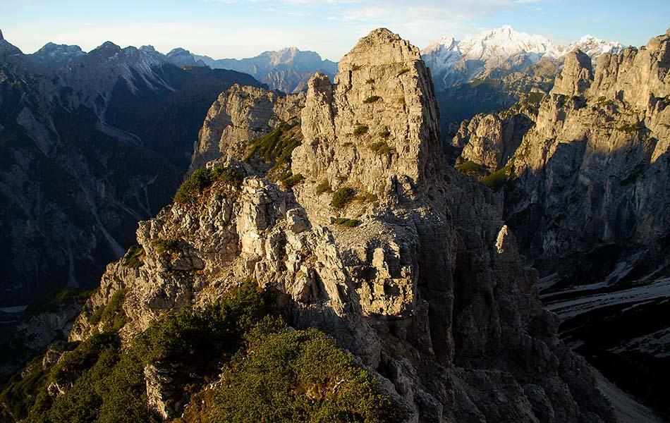 Cima Margherita, 2261 m (ph. Loris De Barba)