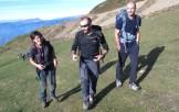 Simonetta Radice, Matteo Zanga e Federico Balzan. IMS Walk Day 2014 alla Plose (©ph. Teddy Soppelsa)