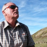 L'alpinista Mark Inglis. IMS Walk Day 2014 alla Plose (©ph. Teddy Soppelsa)