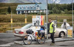 Danilo fa il pieno alla bici, martedì 22 luglio