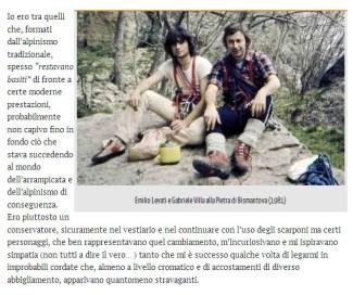 Emilio e Gabri - cambiamento e conservazione