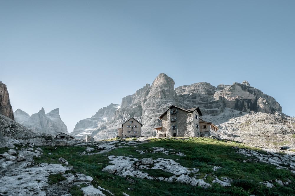 Rifugio Tuckett, Dolomiti di Brenta