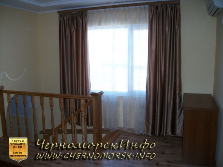 Гостевой Дом Большая Медведица пгт Черноморское
