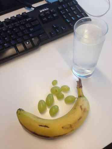 Gezond tussendoortje