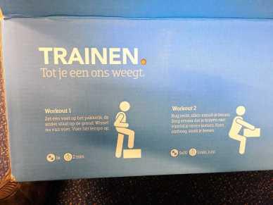 Trainen, oefeningen