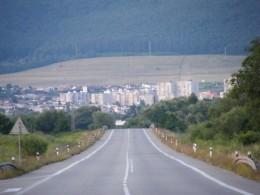 Sídlisko Juh - pohľad od Brzotína