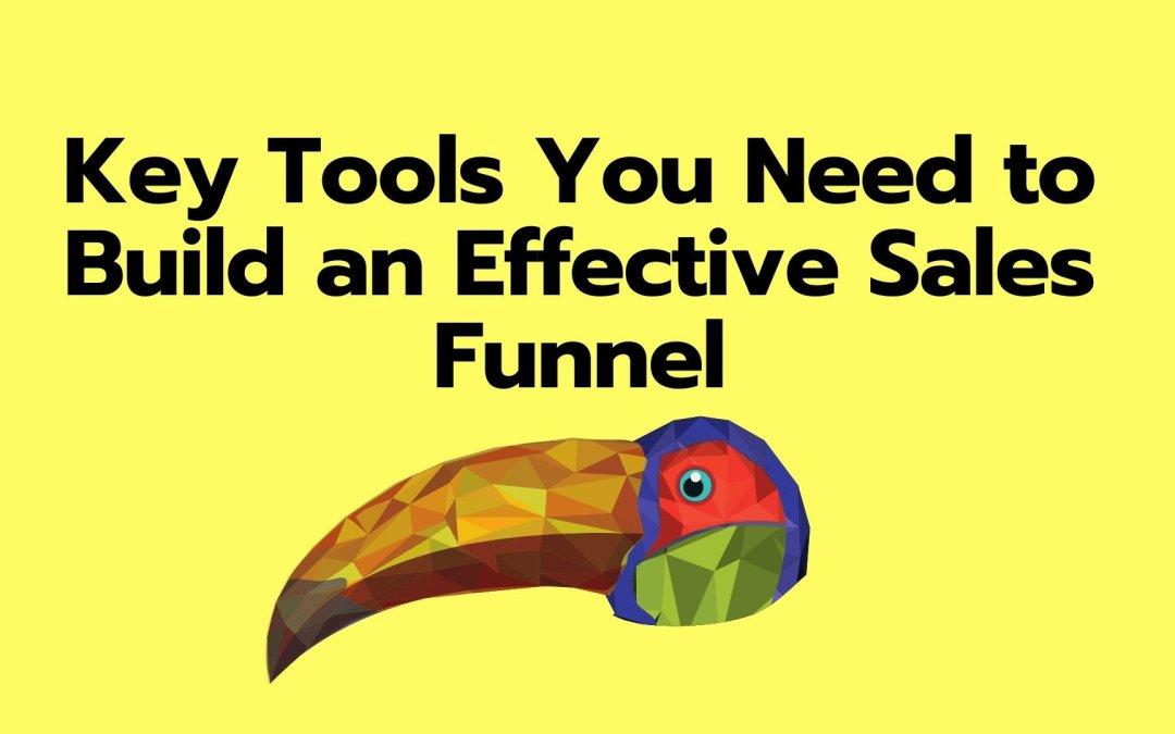sales funnel building tools
