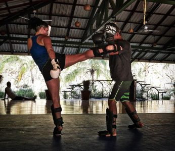 muay thai costa rica retreat vacation travel