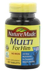 multi vitamin for muay thai men