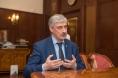 Минтимеру Шаймиеву вручили награду ИА «Татар-информ»