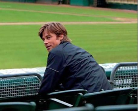 Pitt vs. Eastwood in the World Series of Baseball