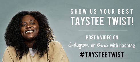 Do the Tastee Twist with Danielle Brooks