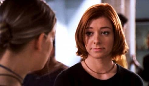Alyson Hannigan as Willow Rosenberg