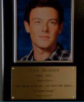 Cory Monteith as Finn Hudson