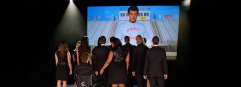 Glee: The Quarterback