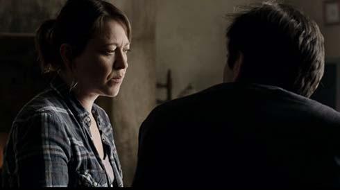 Gillian tells about Eddie