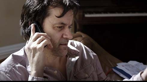 John calls Gillian