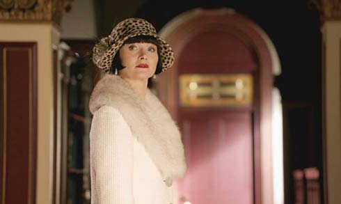 Essie Davis as Phryne Fisher