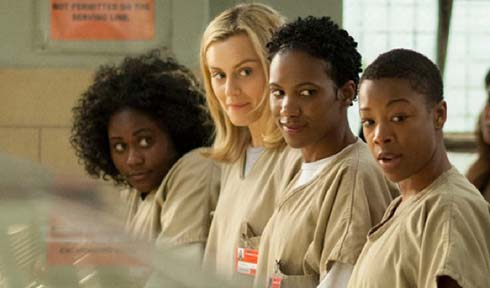 orange is the new black screen shot
